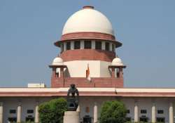 File pic of Supreme Court of India- India Tv
