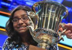 Indian-American Spelling Bee champ Ananya Vinay