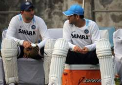 A file image of MS Dhoni and Yuvraj Singh.