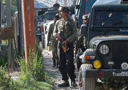 Two terrorists gunned down in encounter with security