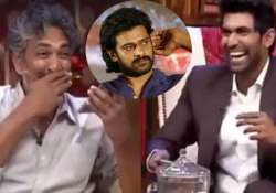 Prabhas's reaction when SS Rajamouli offered him