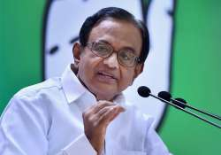 Modi govt's GST a mockery of original draft, Chidambaram
