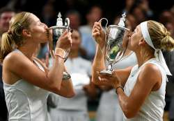 Wimbledon Women's Doubles Final
