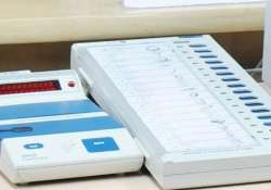 No evidence of tampering in EVM used in Maharashtra polls:- India Tv