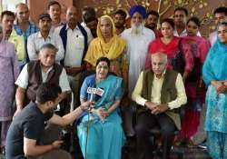 Iraq says search on for 39 abducted Indians, Swaraj to- India Tv