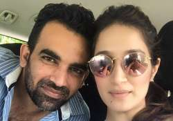Zaheer Khan-Sagarika Ghatge to have romantic winter wedding