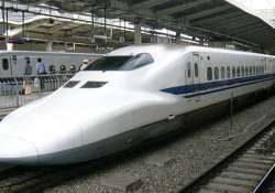 Bullet train on fast track as PM Modi to lay foundation