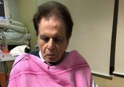 Dilip Kumar in ICU, kidney function affected