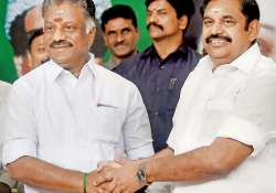 Amid rebellion by 18 AIADMK MLAs, Palaniswami calls for
