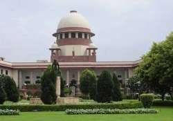 SC seeks Centre's response on validity special status to JK