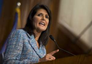 Nikki Haley, Governor, South Carolina - India Tv