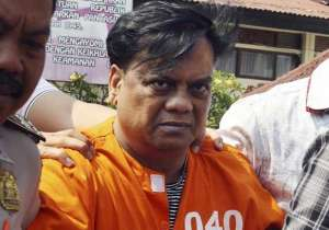 Chhota Rajan- India Tv