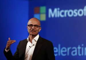 Satya Nadella- India Tv