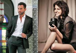 Anushka Sharma and Saif Ali Khan- India Tv