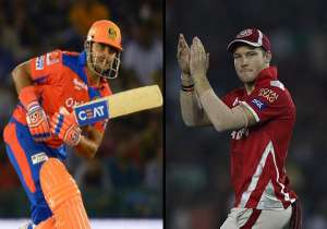 Gujarat Lions vs Kings XI Punjab- India Tv