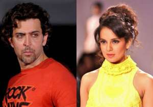 Hrithik Roshan, Kangana Ranaut- India Tv