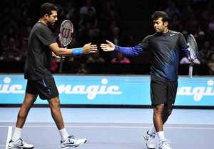 Paes-Bhupathi- India Tv