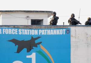 Pathankot attack- India Tv
