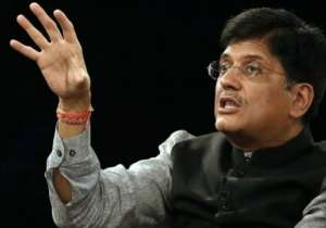 Piyush Goyal- India Tv