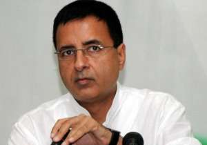 Randeep Singh Surjewala- India Tv