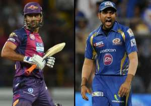 Rising Pune Supergiants vs Mumbai Indians- India Tv