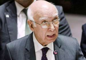 Sartaj Aziz - India Tv