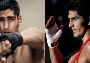 Aamir Khan Vijender Singh- India Tv