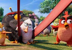 The Angry Birds Movie- India Tv