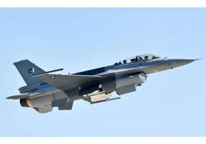 F-16 jet fighter.- India Tv
