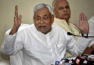 Nitish Kumar- India Tv