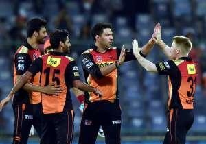 Sunrisers Hyderabad- India Tv