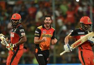 Sunrisers Hyderabad wins maiden IPL title- India Tv
