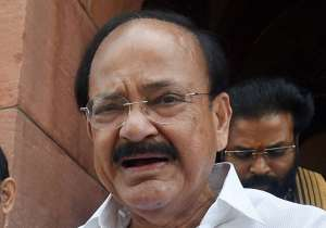 Venkaiah Naidu- India Tv