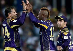 KKR defeats KXIP by seven runs- India Tv
