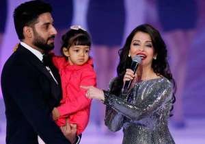 Abhishek, Aishwarya and Aradhya- India Tv
