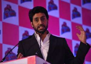 Abhishek Bachchan- India Tv