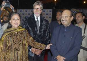 Amitabh Bachchan and Amar Singh- India Tv