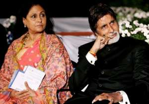 Amitabh Bachchan and Jaya Bachchan- India Tv