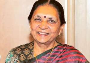 Chief Minister Anandiben Patel- India Tv