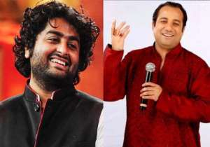 Arijit Singh and Rahat Fateh Ali Khan- India Tv