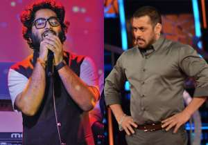 Arijit Singh, Salman Khan- India Tv