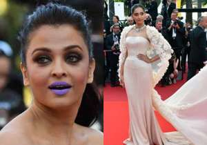 Sonam Kapoor on Aishwarya's 'purple pout': She wanted to be talked about- India Tv