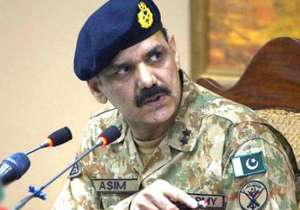 Pakistani Military spokesman Lieutenant General Asim Bajwa- India Tv
