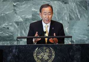 UN chief Ban Ki-moon- India Tv