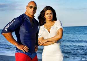 Priyanka Chopra in Baywatch- India Tv