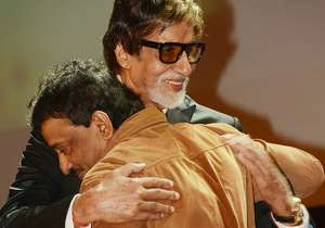 Amitabh Bachchan calls Ram Gopal Verma a 'dear friend'- India Tv