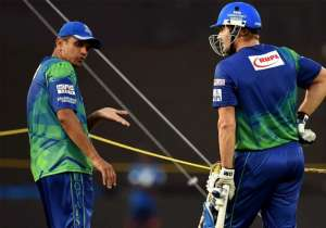 Rahul Dravid and Shane Watson- India Tv