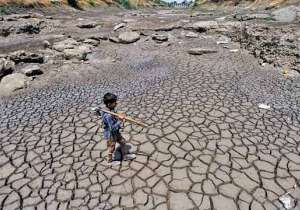 Drought hit Maharashtra- India Tv