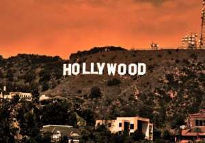 The Hollywood Sign, American cultural icon located in Los Angeles, California- India Tv