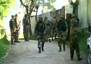 Army soldier martyred, four terrorists killed in Kupwara encounter- India Tv